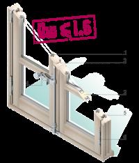 fenêtre bois haut de gamme
