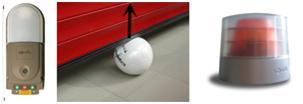 automatismes pour porte de garage à enroulement