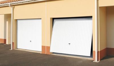 Porte basculante 2