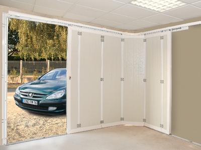 la porte de garage lat rale sofraferm fen tres portes volets longjumeau. Black Bedroom Furniture Sets. Home Design Ideas
