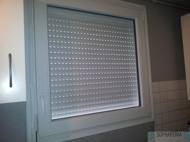 Fenêtre en PVC à LONGJUMEAU