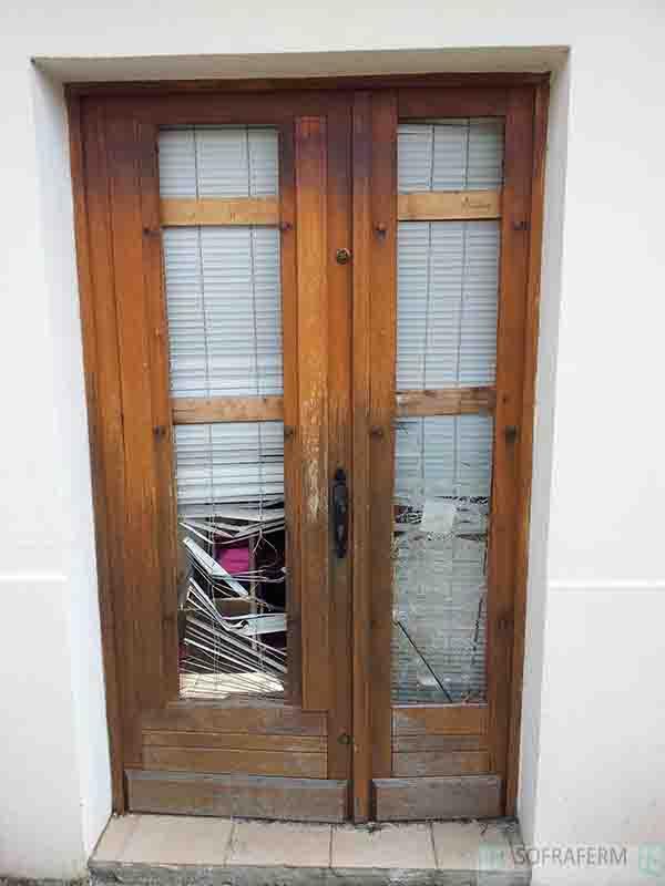 Porte bois 91170 VIRY CHATILLON