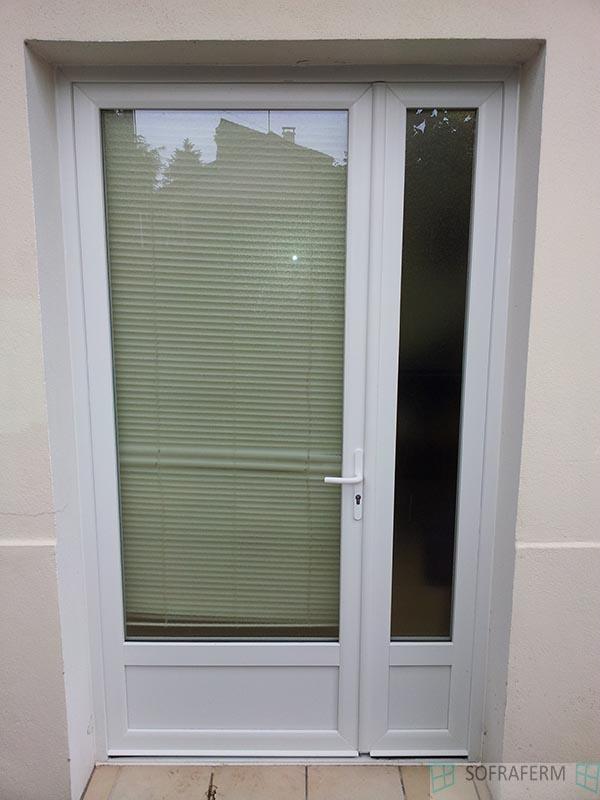 Porte d'entrée PVC 91170 VIRY CHATILLON