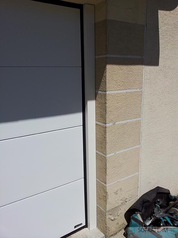 Ecoinçon pour porte de garage MAROLLES EN HUREPOIX 91630
