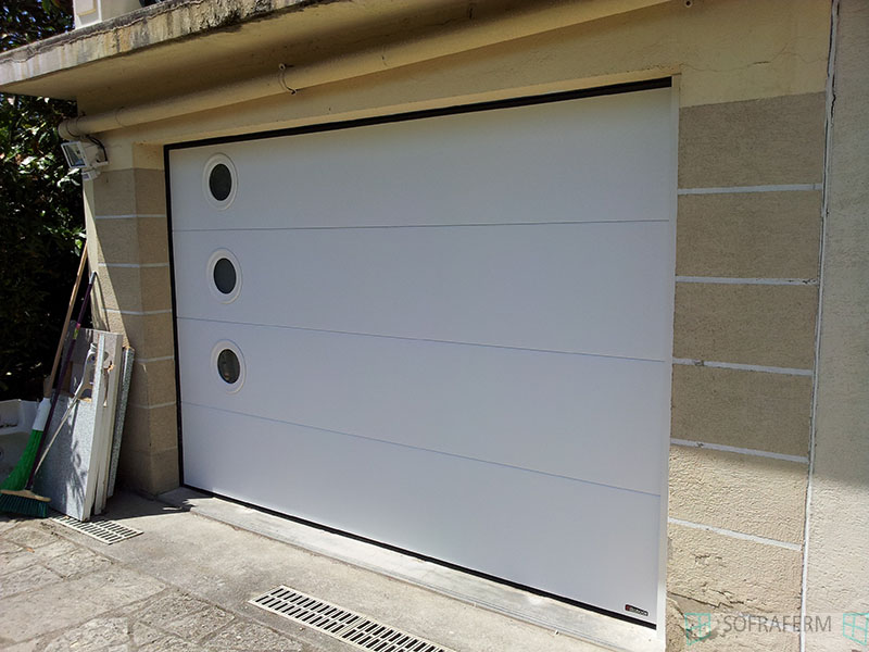 Porte de garage motorisée MAROLLES EN HUREPOIX 91630