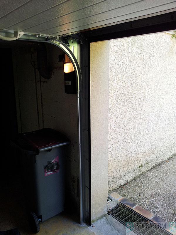 Motorisation porte de garage sectionnelle 91140 VILLEBON SUR YVETTE