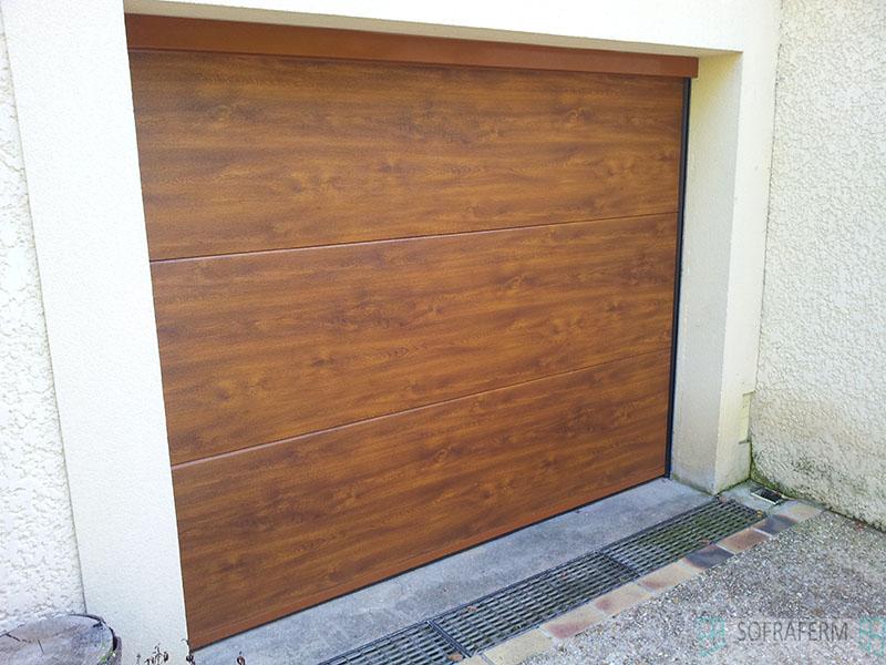 Porte de garage sectionnelle 91140 VILLEBON SUR YVETTE