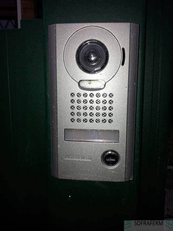 Vidéophone SAINT CHERON 91530