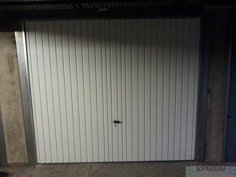 Porte de garage de box LONGJUMEAU 91160